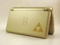 Nintendo DS Lite - Triforce Edition Box Art