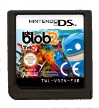 Blob 2, de Box Art