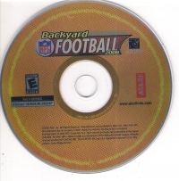 Backyard Football 2006 Box Art