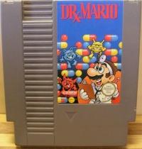 Dr. Mario Box Art