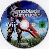 Xenoblade Chronicles Box Art