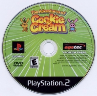 Adventures of Cookie and Cream, The Box Art