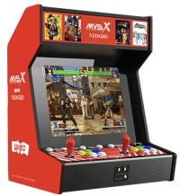 MVSX Multi Video System Box Art