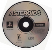 Asteroids - Greatest Hits Box Art