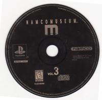 Namco Museum Vol. 3 - Greatest Hits Box Art