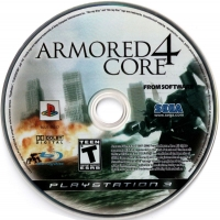 Armored Core 4 Box Art