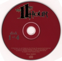 11th Hour, The (jewel case) Box Art