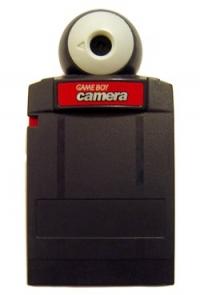 Nintendo Game Boy Camera - Red Box Art