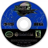 Sonic Adventure 2: Battle Box Art