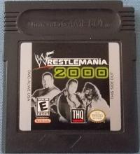 WWF Wrestlemania 2000 Box Art