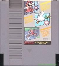 Super Mario Bros. / Duck Hunt / World Class Track Meet Box Art