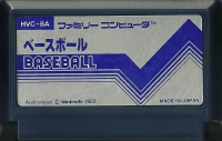 Baseball (Pulse Line) Box Art