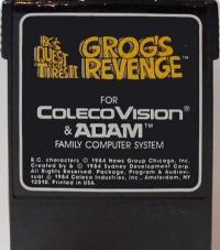 B.C.'s Quest for Tires II: Grog's Revenge Box Art
