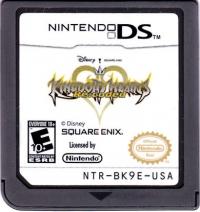 Kingdom Hearts Re:Coded Box Art