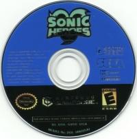 Sonic Heroes Box Art