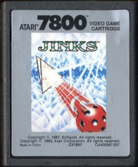 Jinks Box Art