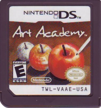 Art Academy Box Art