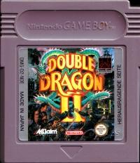 Double Dragon II [DE] Box Art