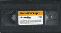 Sonic Fury Box Art