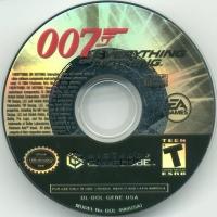 007: Everything or Nothing Box Art