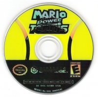 Mario Power Tennis - Best Seller Box Art