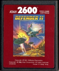 Defender II Box Art