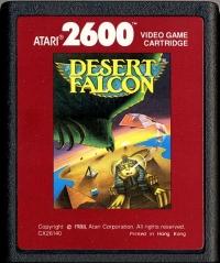 Desert Falcon Box Art