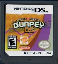 Gunpey DS Box Art
