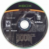Doom 3 - Limited Collector's Edition Box Art