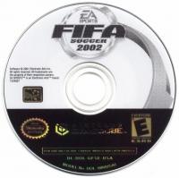 FIFA Soccer 2002: Major League Soccer Box Art