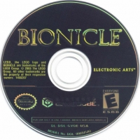 Bionicle Box Art