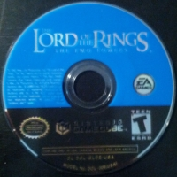 Lord of the Rings, The: The Two Towers Box Art