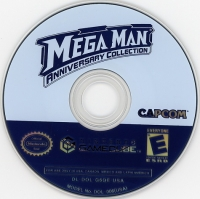 Mega Man Anniversary Collection Box Art