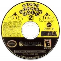 Super Monkey Ball 2 Box Art