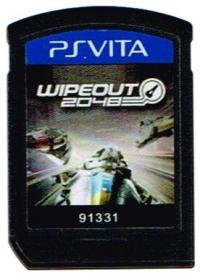 Wipeout 2048 Box Art