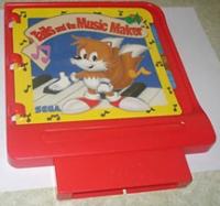 Tails and the Music Maker Box Art