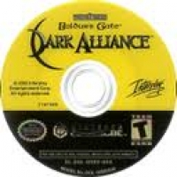 Baldur's Gate: Dark Alliance Box Art