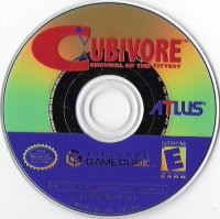 Cubivore: Survival of the Fittest Box Art