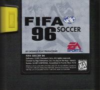 FIFA Soccer 96 Box Art