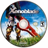 Xenoblade Chronicles Box Art