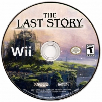 Last Story, The - Limited Edition Box Art