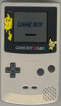 Nintendo Game Boy Color - Pokémon Limited Edition [NA] Box Art