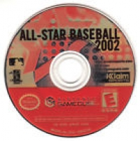All-Star Baseball 2002 Box Art