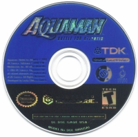 Aquaman: Battle for Atlantis Box Art