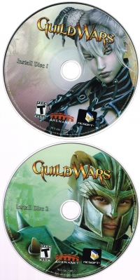 Guild Wars Box Art