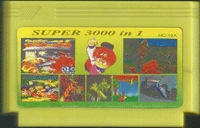 Super 3000 in 1 Box Art