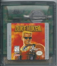 Duke Nukem Box Art
