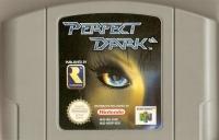 Perfect Dark Box Art