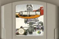 F-1 World Grand Prix [DE] Box Art