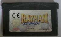 Rayman Advance Box Art
